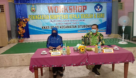 Digelar Workshop Peningkatan Kompetensi Kasek dan Guru