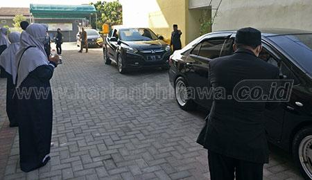 TK-SD Al Falah Darussalam Gelar Khataman dan Imtihan Drive Thru