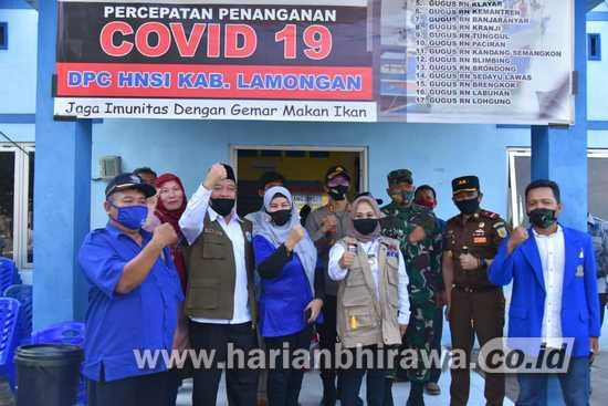 GTPPC Bentuk Nelayan Tangguh di Kabupaten Lamongan