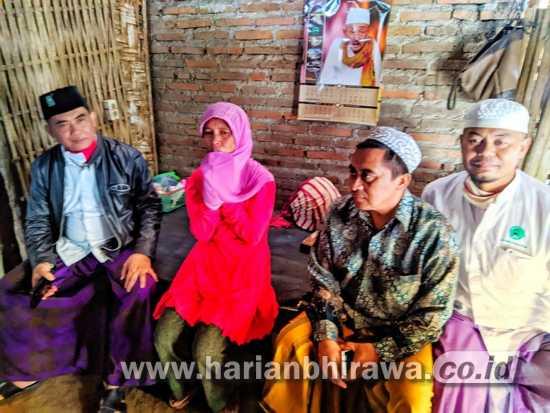 Prihatin, Seorang Janda Tak Dapatkan Bantuan dari Pemerintah