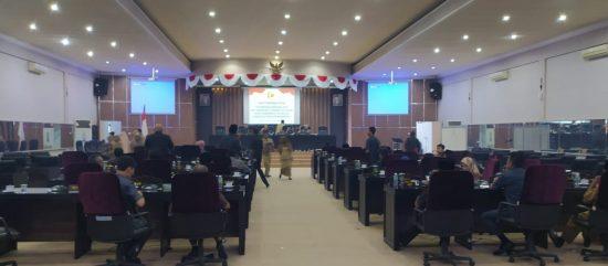 Empat Fraksi DPRD Bondowoso Desak Eksekutif Segera Laksanakan Open Bidding