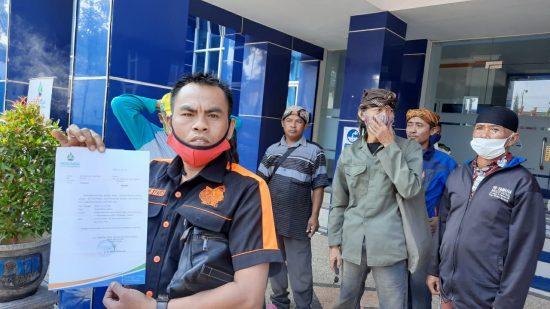 Dirut Perumda Tirta Kanjuruhan Tak di Kantor, LBH Prodeo Ismaya Tunda Audensi