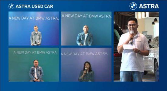 BMW Astra Luncurkan Standar Layanan Baru Sesuai Protokol Kesehatan