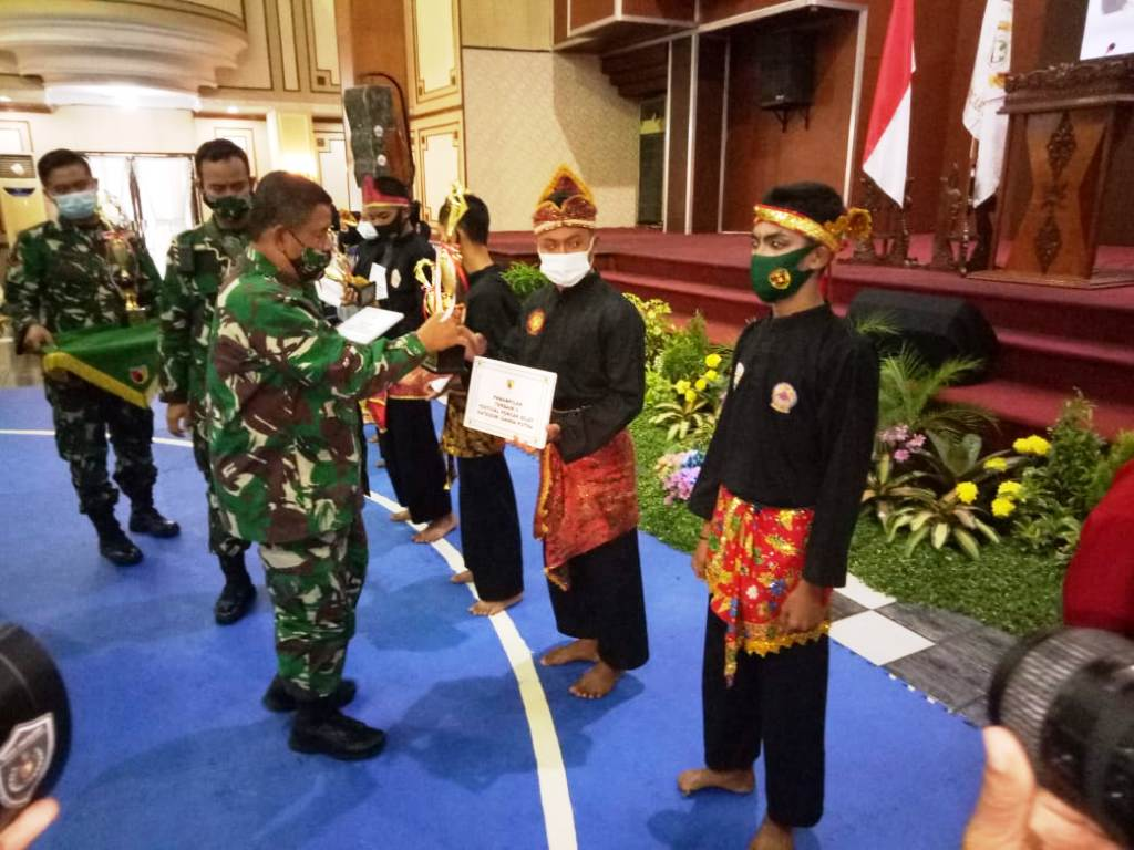 Tuban Raih Dua Gelar di Festival Pencak Sikat Tradisional Kodam V/Brawijaya
