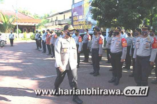 """Polres Malang Mulai Laksanakan Operasi """"Patuh Semeru 2020"""""""