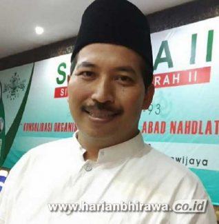 KPU Tetapkan Paslon, Umar Siap Mundur dari Ketua PCNU Kabupaten Malang