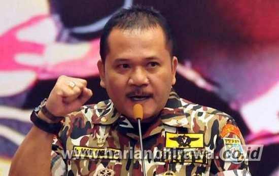 RUU BPIP Dibahas DPR RI, GM FKPPI: Akan Kami Kawal hingga Disahkan
