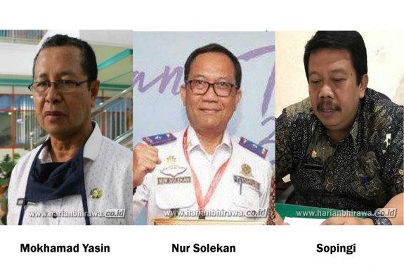 Seleksi Sekda Nganjuk, Empat Pejabat Terlempar, Tiga Nama Diajukan Ke Gubernur Jatim
