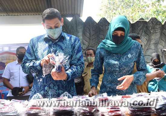 Wali Kota Kediri Berharap PKK Gugah Kesadaran Masyarakat Gunakan Masker