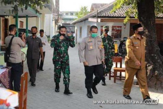 Wali Kota Madiun Bersama Forpimda Kunjungi Ponpes Subulul Huda