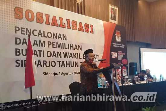 Hak Mendaftarkan Cabup Sidoarjo dan Cawabup Bisa Diambil Alih DPP