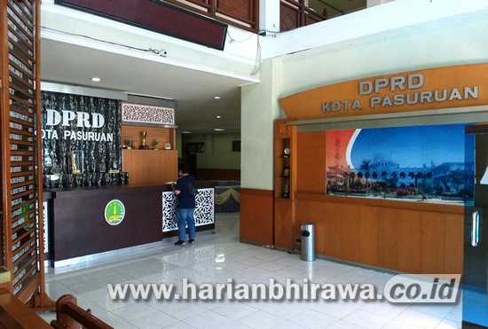 DPRD Kota Pasuruan Lakukan Work from Home