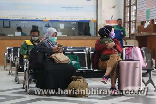 Pelanggan Meningkat, PT KAI  Daop 8 Surabaya Tambah 6 Perjalanan Kereta Api