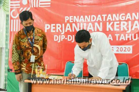 Optimalkan Pajak, Wali Kota Kediri Kerja Sama dengan DJP dan DJPK