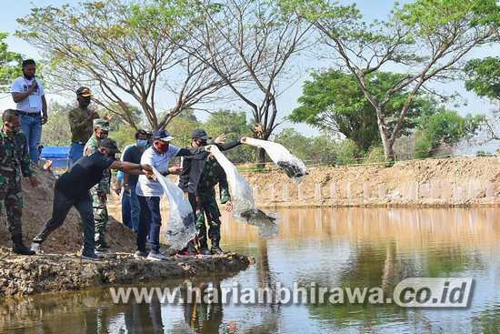 Bupati Fadeli Pastikan Perekonomian di Kabupaten Lamongan Terwujud Baik