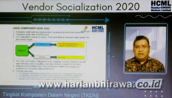 Pandemi, HCML Sosialisasikan Proses Pengadaan Daring di Surabaya