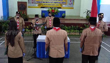 Cabdindik Wilayah Bondowoso Gelar Lomba Pionering dan SMK Mini