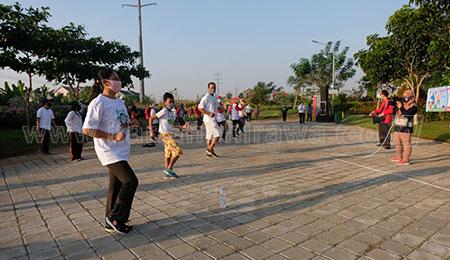 Pemkot Gandeng PDPI Latih Calon Instruktur Senam dari Puskesmas