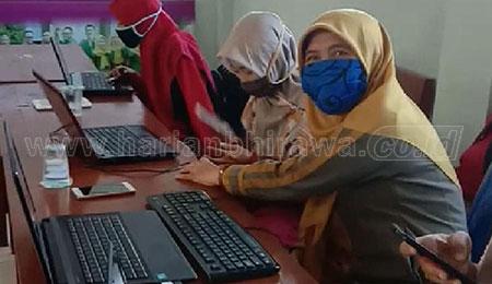 Dosen Umsida Ciptakan Aplikasi Evaluasi Belajar Berbasis Web Era Pandemi