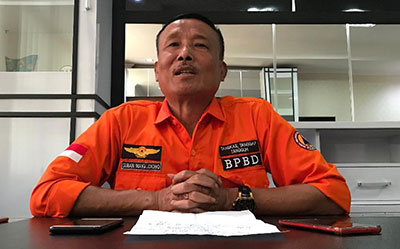 BPBD Petakan 31 Daerah Terdampak Kemarau