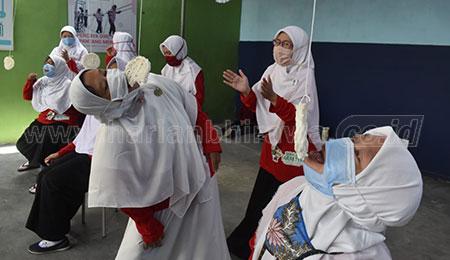 SD Muhammdiyah 24 Surabaya Menggelar Berbagai Lomba 17 Agustusan