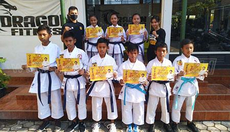 Lemkari Tuban Borong 3 Gelar Pada Kejuaraan Virtual Nasional