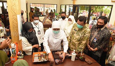 Gubernur: Kampung Cokelat Jadi Pengungkit Perekonomian