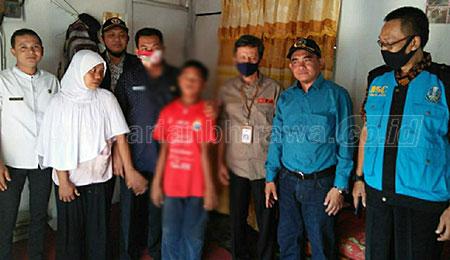 Anggota DPRD Datangi Rumah Siswa Difabel yang Dikeluarkan dari Sekolah