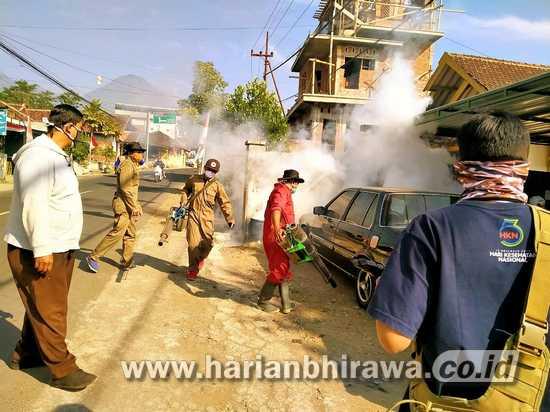 DB Serang Dusun Jeding, 11 Orang Terjangkit, 1 Meninggal Dunia