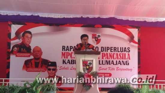 La Nyalla Mahmud Mattalitti Berharap PP Sinergi Membangun Wilayah