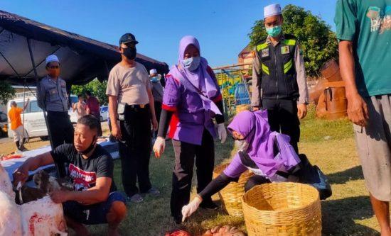 Pemkab Probolinggo Lakukan Pemeriksaan Post Mortem Ternak Kurban di PT AGI Wonomerto