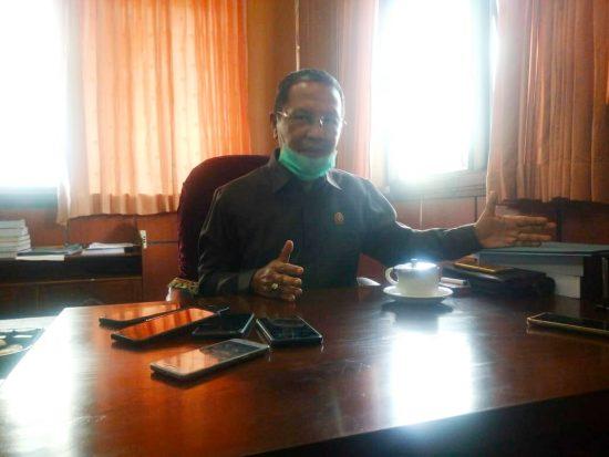 Ketua DPRD Bondowoso Sebut KUA-PPAS 2021 Melenceng dari RPJMD