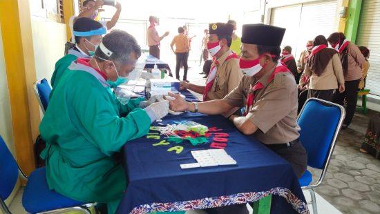 Jelang Pembelajaran Tatap Muka di Bojonegoro, Kepsek dan Guru Wajib Rapid Test