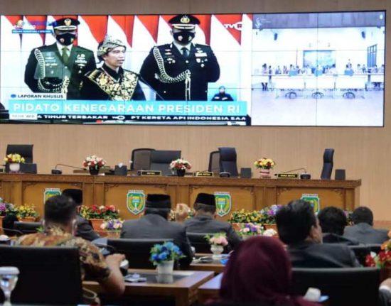 Susun Program Strategis, Pemkot Madiun Siap Laksanakan Arahan Presiden Jokowi