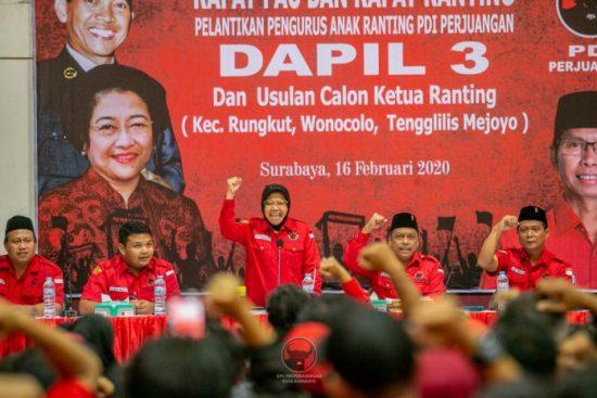 Pilkada Surabaya, Pengamat: PDIP Paling Siap dan Punya Basis Massa Solid
