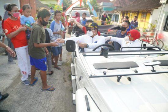 Resmikan Warung Kejujuran di Kampung KB Kanigoro, Wali Kota Madiun Apresiasi Inovasi Warga
