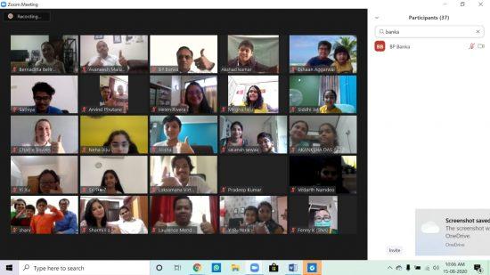 Toleransi Siswa  India, SNA Rayakan Hari Kemerdekaan Negara Secara Virtual