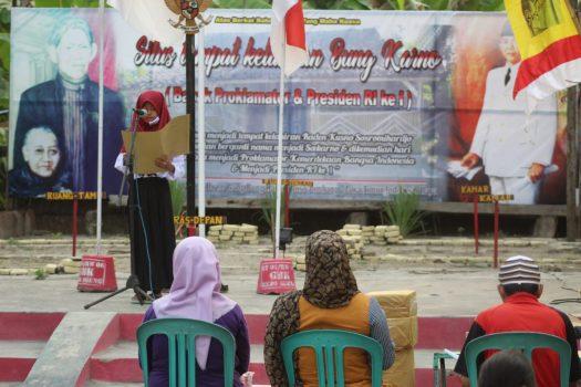 Gelar Lomba Membaca Pancasila, Ingatkan Tanggal 18 Agustus Berdirinya NKRI