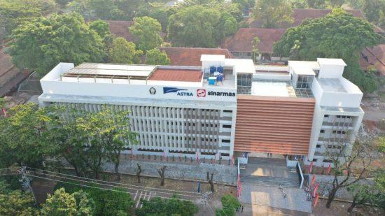 Astra Hibahkan Rp30 M untuk Gedung Sekolah vokasi Universitas Diponegoro