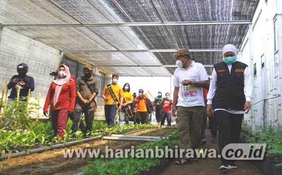 Sektor Industri Melemah, Wali Kota Mojokerto Genjot Pertanian dan Perikanan