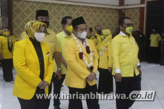Sembilan Daerah di Jatim Jadi Fokus Pemenangan Golkar di Pilkada Serentak