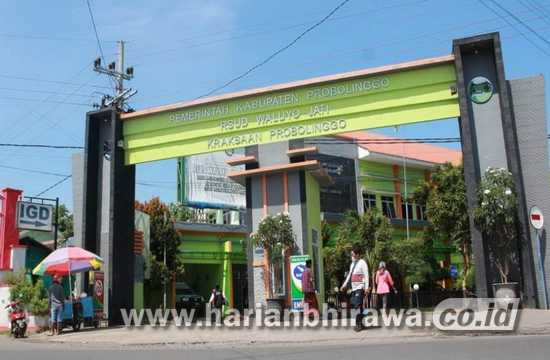 Layanan Operasional RSUD Waluyo Jati Kabupaten Probolinggo Tutup Sementara