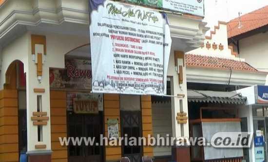 RM Rawon Nguling di Kabupaten Probolinggo Jadi Klaster Baru Covid-19