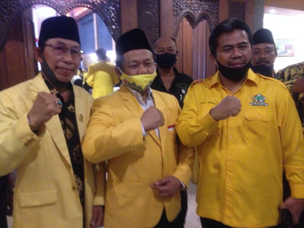Golkar Tulungagung Aklamasi Pilih Kembali KH Asmungi sebagai Ketua
