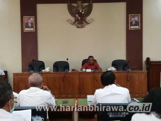 Komisi II DPRD Trenggalek Sepakat Bantuan UM Rp 400 Ribu