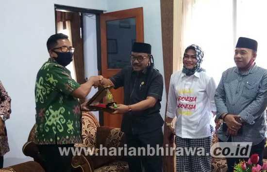 Pembahasan P-APBD Kabupaten Probolinggo Sharing di DPRD Trenggalek