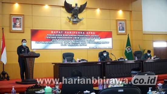 Pjs Wali Kota Blitar Jumadi Langsung Tancap Gas Pimpin Kota Blitar
