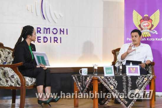 Wali Kota Kediri Bagikan Tips Sukses Berbisnis di Era New Normal