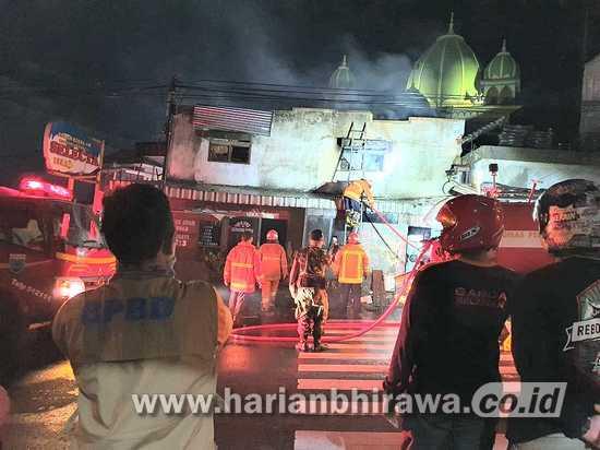 Minimalisir Kebakaran, Pemkot Batu Wajibkan Gedung Miliki SLF