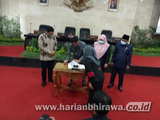 DPRD Kota Kediri Tetap Komitmen Jalankan Kontrol Pemerintahan